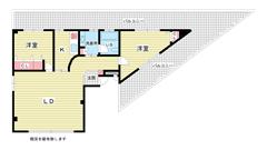 第6スカイマンション 401の間取