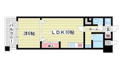 富士産業ビル 602の間取
