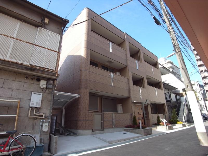 物件番号: 1025862155 アヴァンティ三宮  神戸市中央区二宮町2丁目 1LDK マンション 外観画像