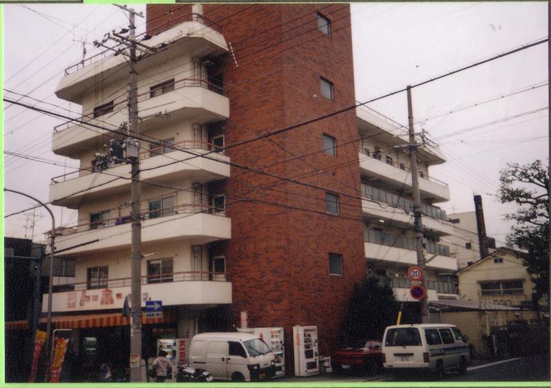 物件番号: 1025875489 長谷川ハイツ  神戸市中央区旗塚通3丁目 2DK マンション 外観画像