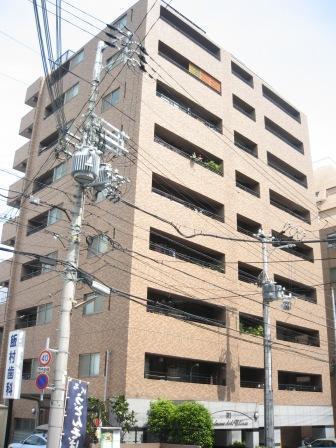 パルメーラ神戸駅前 901の外観