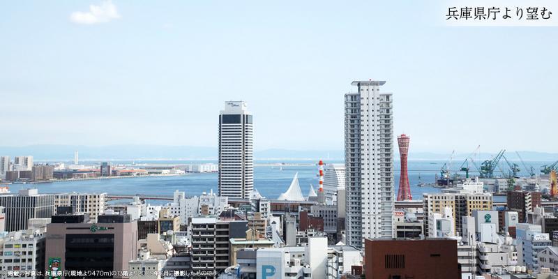物件番号: 1025836669 ライオンズタワー神戸元町  神戸市中央区栄町通3丁目 1SLDK マンション 画像3