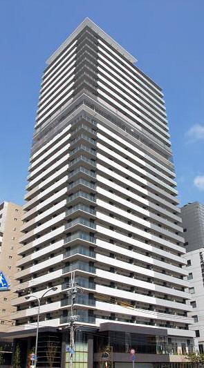 エルグレース神戸三宮タワーステージ 303の外観