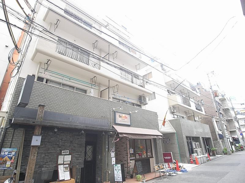 物件番号: 1025875178 多聞コーポラス  神戸市中央区多聞通4丁目 1LDK マンション 外観画像