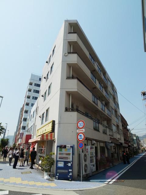物件番号: 1025866378 久保田マンション  神戸市須磨区衣掛町5丁目 2LDK マンション 外観画像
