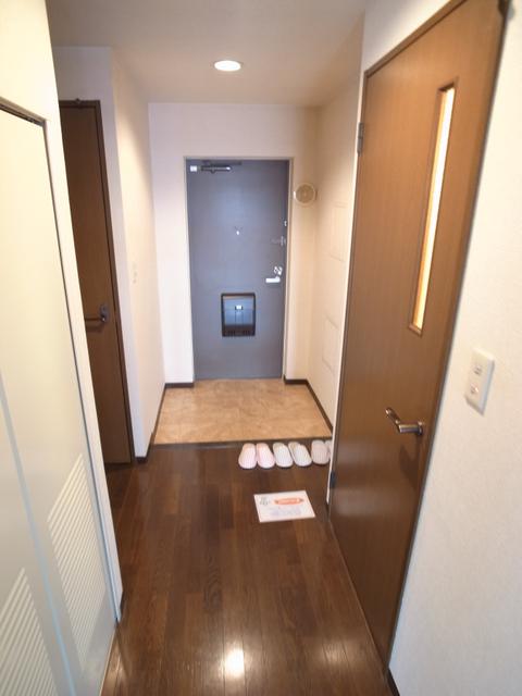 物件番号: 1025872353 メゾン・ドュウ  神戸市中央区中山手通2丁目 2LDK マンション 画像8