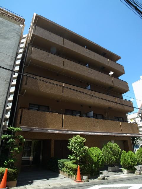 物件番号: 1025881305 メゾン・ドュウ  神戸市中央区中山手通2丁目 2LDK マンション 外観画像