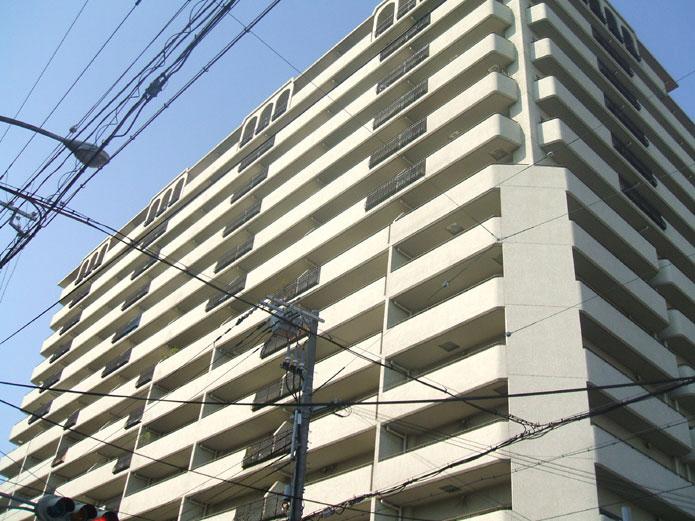 物件番号: 1025871639 本山アーバンライフ  神戸市東灘区田中町1丁目 3LDK マンション 外観画像