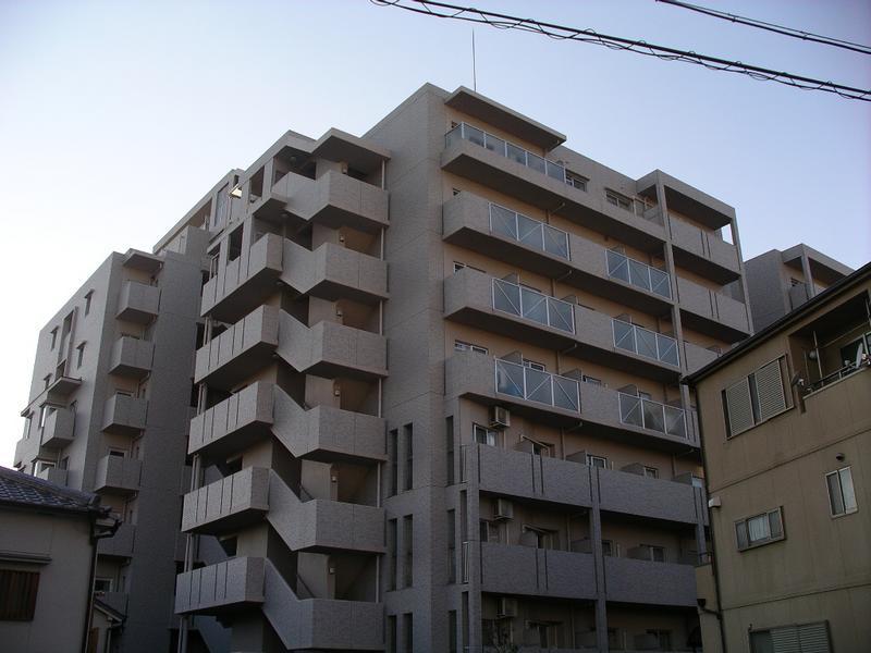 物件番号: 1025838045 ブリックロード・山の手  神戸市中央区下山手通8丁目 4LDK マンション 外観画像