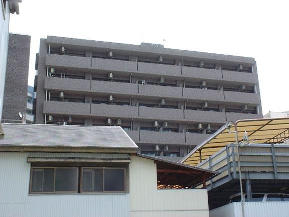 物件番号: 1025811044 リーガル新神戸  神戸市中央区二宮町4丁目 1LDK マンション 外観画像