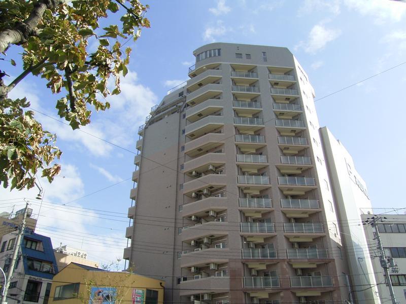 ロイヤルヒル神戸三ノ宮Ⅱ 210の外観