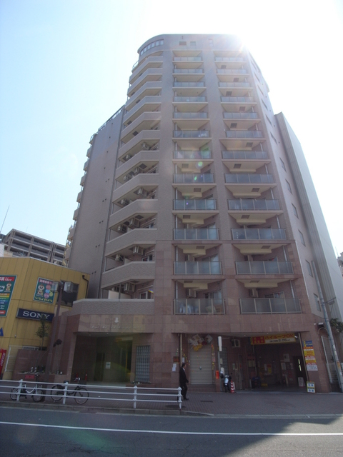 ロイヤルヒル神戸三ノ宮Ⅱ 303の外観