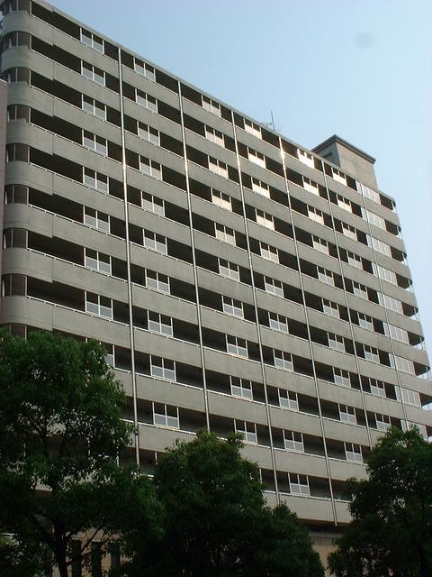 物件番号: 1025881229 中山手コーポ  神戸市中央区中山手通2丁目 2LDK マンション 外観画像