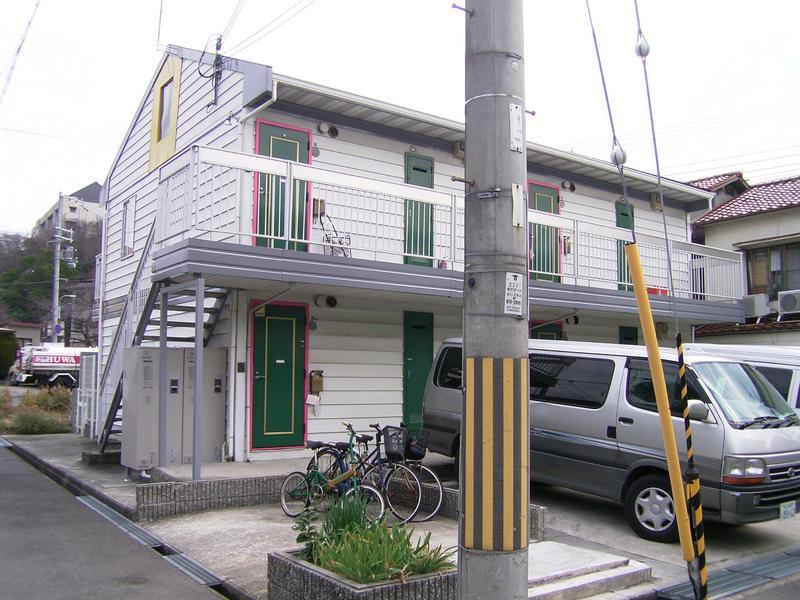 物件番号: 1025803893 ルミエール山手  神戸市兵庫区矢部町 2DK ハイツ 画像2