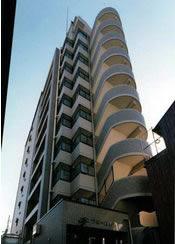 物件番号: 1025871388 サンヴェール神戸  神戸市中央区古湊通2丁目 2LDK マンション 外観画像