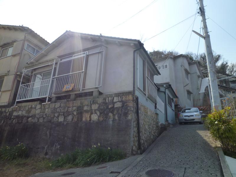 妙法寺字アチ口平屋戸建 の外観