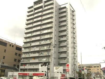 物件番号: 1025875074 シーバース神戸  神戸市兵庫区上沢通3丁目 3LDK マンション 外観画像