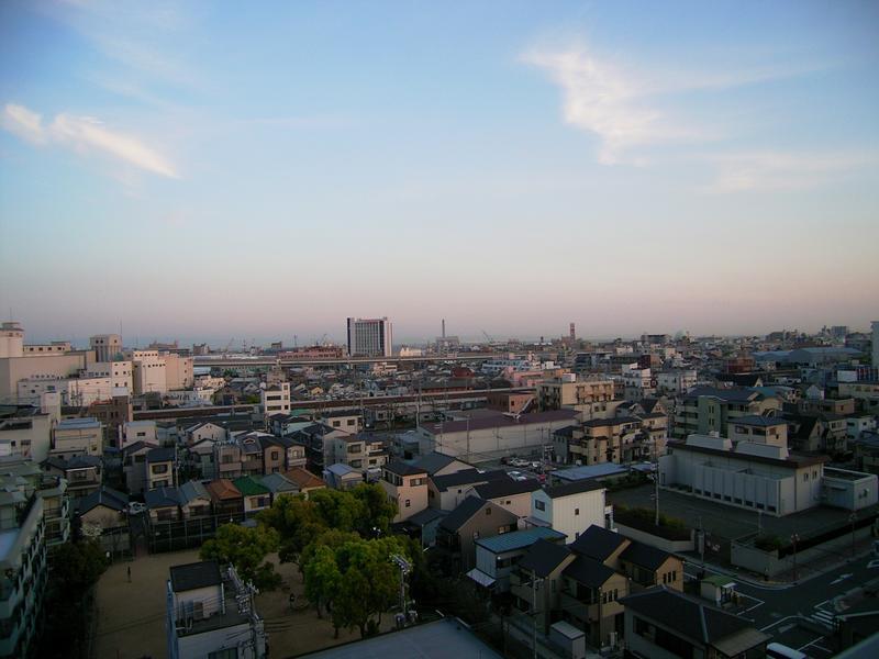 物件番号: 1025871306 ウイング神戸  神戸市長田区御蔵通2丁目 3LDK マンション 画像1