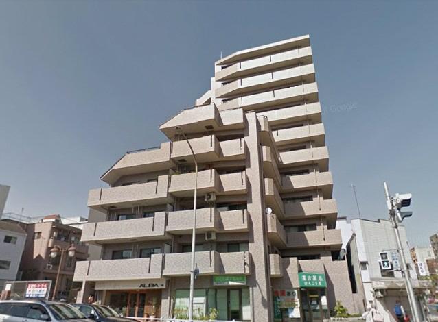 物件番号: 1025814925 アーバンヴィレッジ神戸中央  神戸市中央区楠町6丁目 3LDK マンション 外観画像