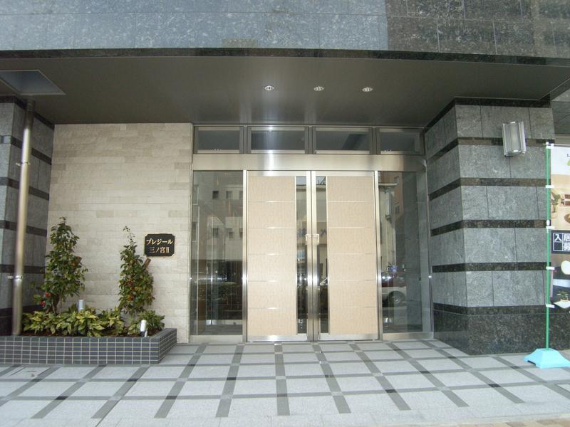 物件番号: 1025870394 プレジール三宮Ⅱ  神戸市中央区加納町2丁目 1DK マンション 画像19