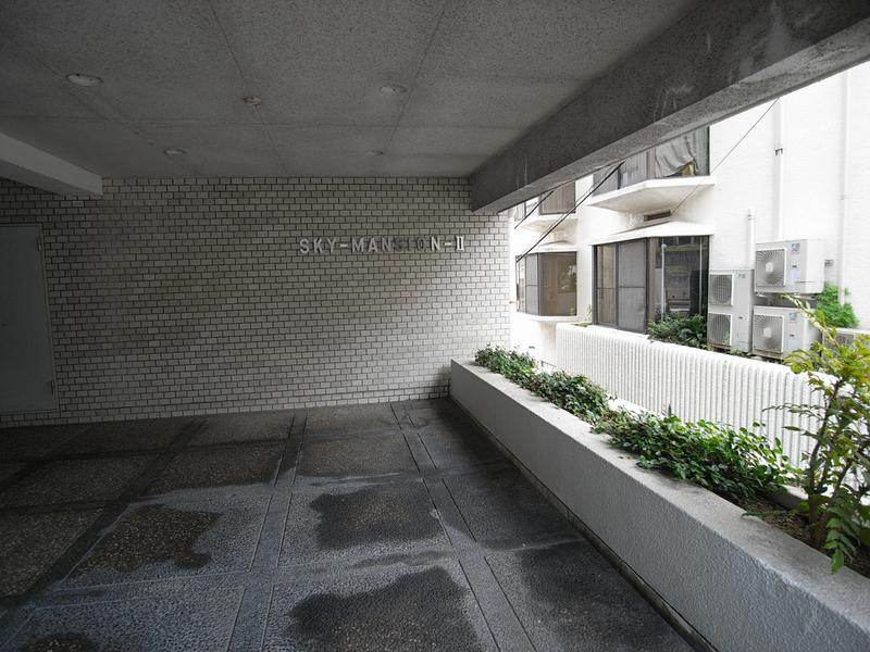 物件番号: 1025858993 第2スカイマンション  神戸市中央区北野町4丁目 1LDK マンション 画像1