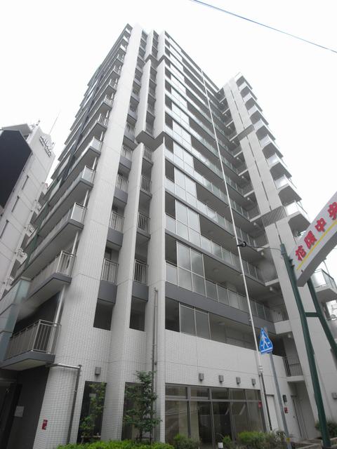 物件番号: 1025816749 ワコーレ元町セリュックス  神戸市中央区花隈町 1K マンション 外観画像