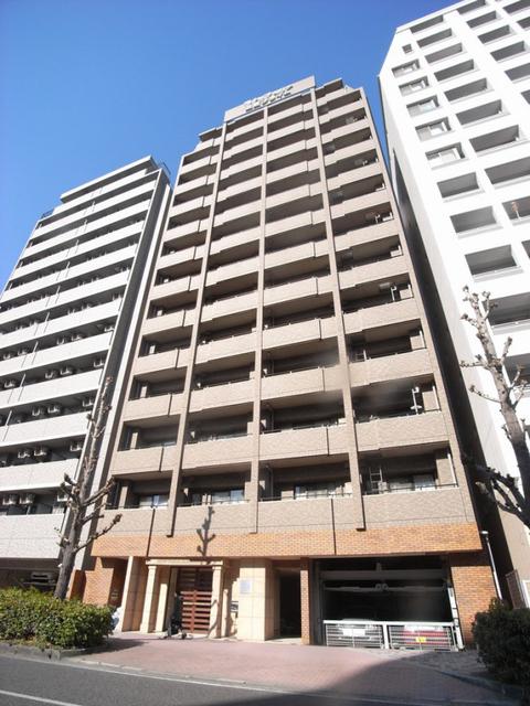 物件番号: 1025818375 ラナップスクエア三宮プライム  神戸市中央区雲井通3丁目 1K マンション 外観画像