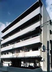 物件番号: 1025821052 サニーハイツ六甲  神戸市灘区大和町2丁目 2LDK マンション 外観画像