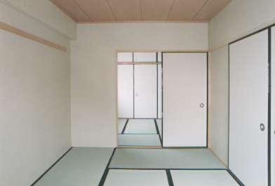 物件番号: 1025821052 サニーハイツ六甲  神戸市灘区大和町2丁目 2LDK マンション 画像2
