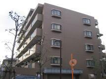 物件番号: 1025872531 リバーサイドパーク  神戸市灘区楠丘町1丁目 3LDK マンション 外観画像