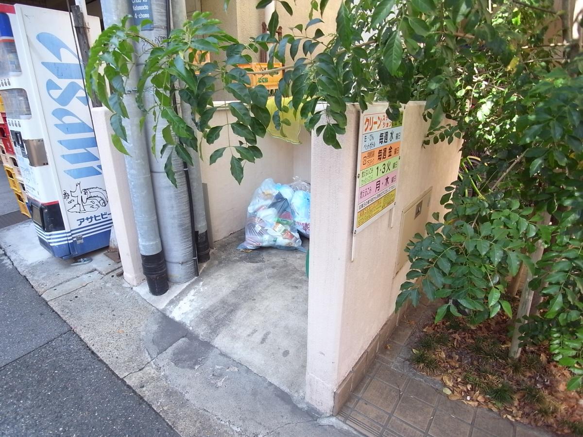 物件番号: 1025822661 ラムール三宮  神戸市中央区琴ノ緒町4丁目 1LDK マンション 画像14
