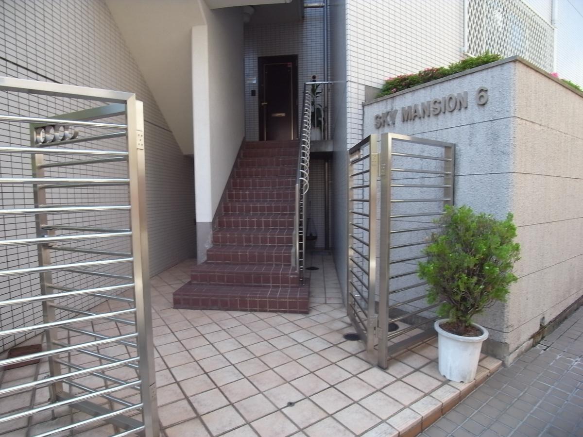 物件番号: 1025824434 第6スカイマンション  神戸市中央区山本通2丁目 2LDK マンション 画像14
