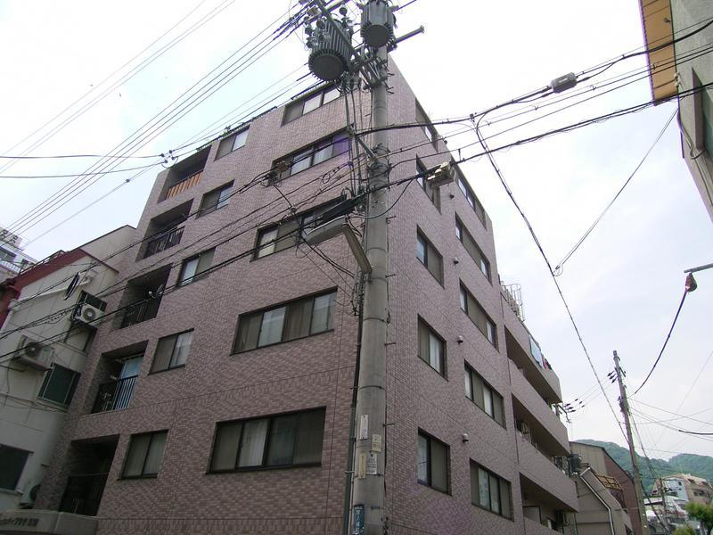 物件番号: 1025870338 サンワシティプラザ三宮  神戸市中央区琴ノ緒町4丁目 2LDK マンション 外観画像