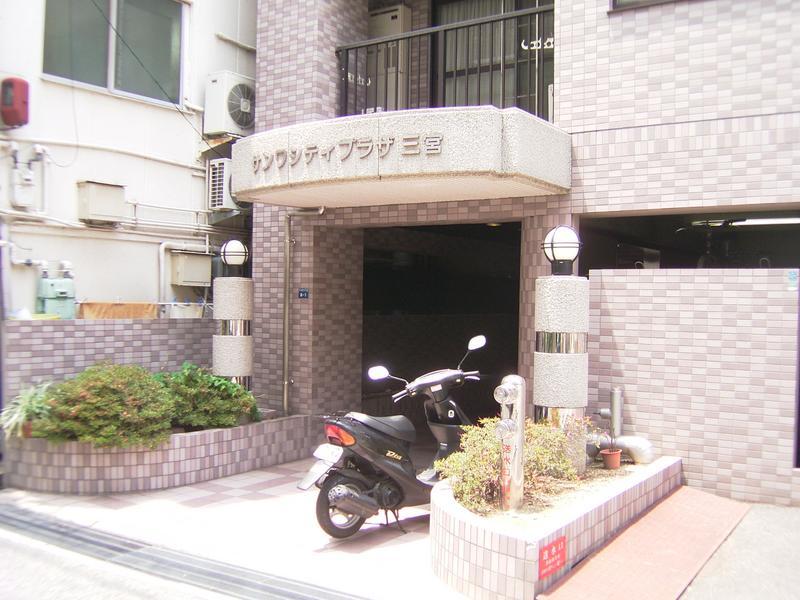 物件番号: 1025870338 サンワシティプラザ三宮  神戸市中央区琴ノ緒町4丁目 2LDK マンション 画像1