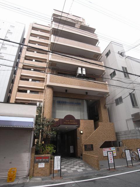 ライオンズマンション神戸元町通 701の外観