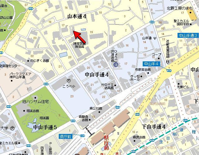 物件番号: 1025826039 ヴァリーコート山本通マンション  神戸市中央区山本通4丁目 3LDK マンション 画像1