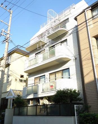 物件番号: 1025827504 サンヴィラ六甲道パートⅢ  神戸市灘区徳井町 3LDK マンション 外観画像