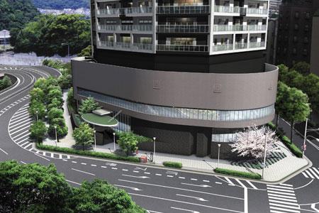 物件番号: 1025834196 ジークレフ新神戸タワー  神戸市中央区熊内町7丁目 2LDK マンション 画像4