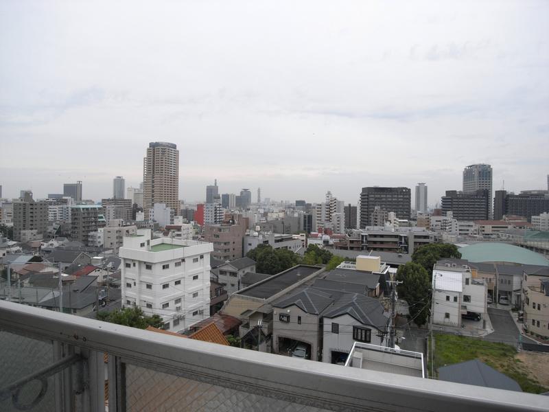 物件番号: 1025874310 諏訪山スカイハイツ  神戸市中央区山本通4丁目 2LDK マンション 画像5