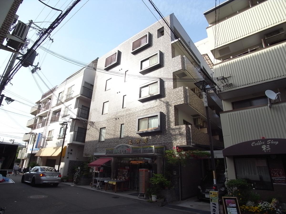物件番号: 1025875062 トライレイトナ  神戸市兵庫区塚本通5丁目 1DK マンション 外観画像