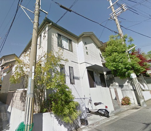 物件番号: 1025834298 シャーメゾン熊野  神戸市兵庫区熊野町5丁目 2LDK ハイツ 外観画像
