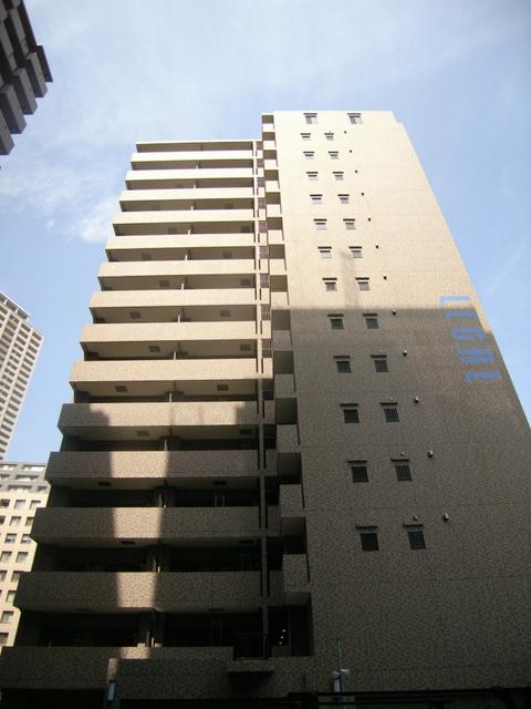 物件番号: 1025875216 リーガル神戸三宮  神戸市中央区磯辺通3丁目 1LDK マンション 外観画像