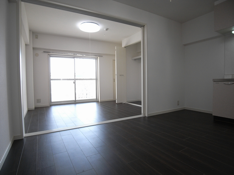 物件番号: 1025881200 夢野アパートメント  神戸市兵庫区鵯越町 1DK マンション 画像6