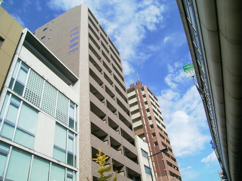物件番号: 1025858188 リーガル神戸海岸通り  神戸市中央区海岸通4丁目 1LDK マンション 外観画像