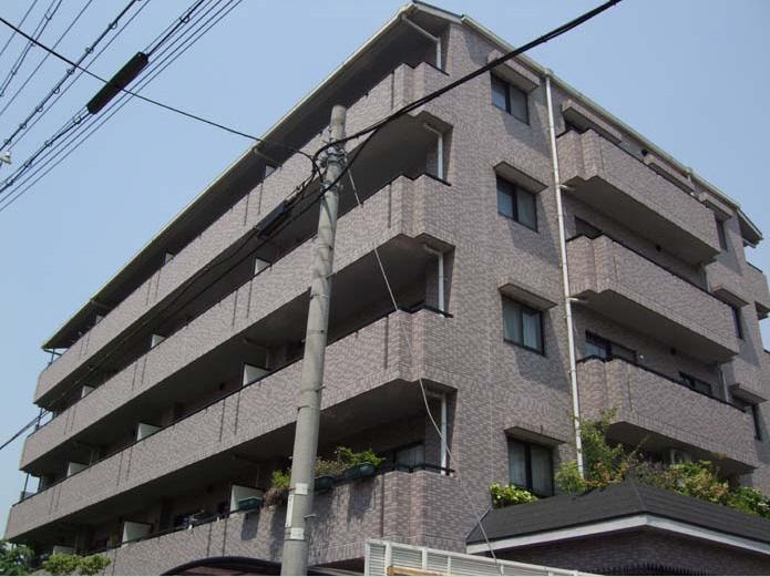物件番号: 1025839601 グレイスハイツ六甲  神戸市灘区徳井町3丁目 3LDK マンション 外観画像