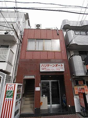 物件番号: 1025840332 ピアーチェ  神戸市兵庫区福原町 1LDK マンション 外観画像
