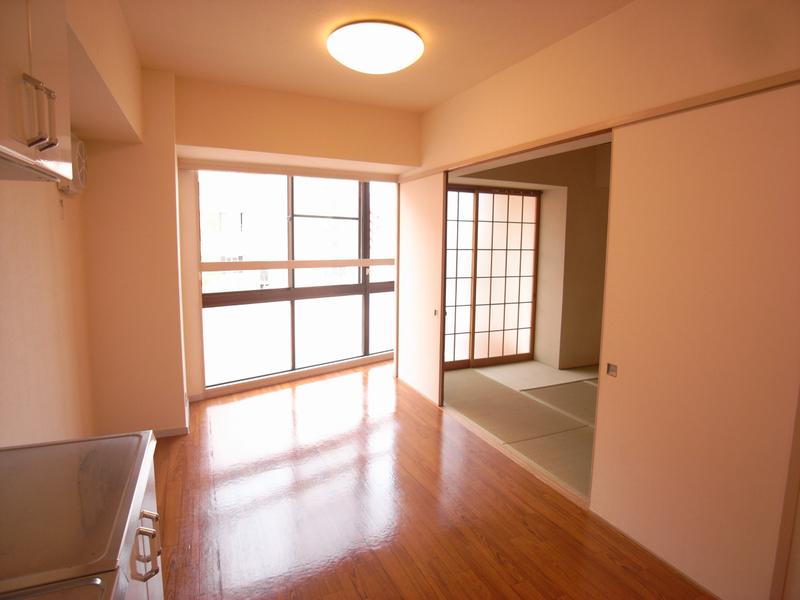 物件番号: 1025881586 鯉川マンション  神戸市中央区下山手通4丁目 3DK マンション 画像1