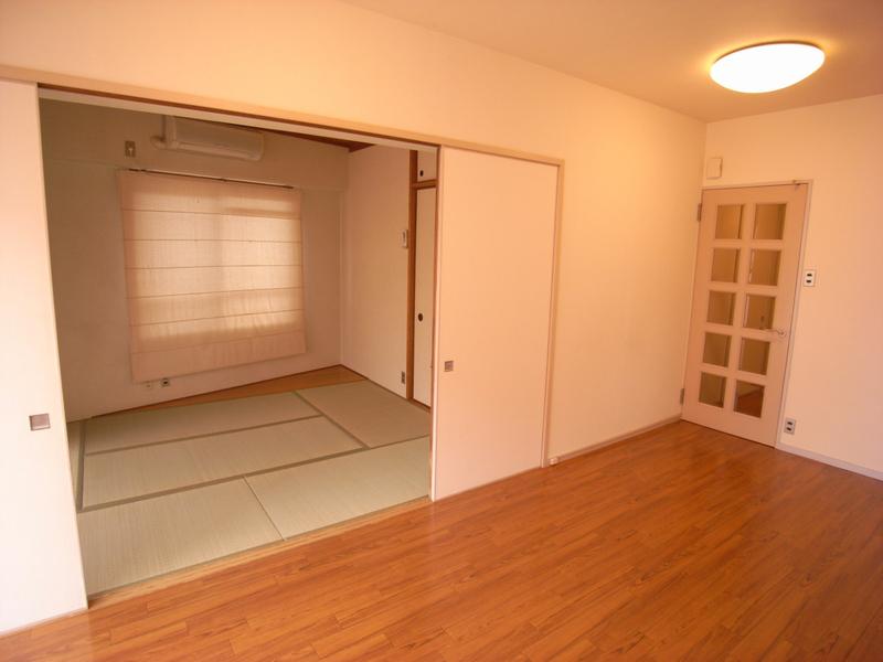 物件番号: 1025881586 鯉川マンション  神戸市中央区下山手通4丁目 3DK マンション 画像3