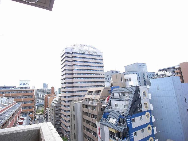 物件番号: 1025840702 フロイデ  神戸市中央区御幸通3丁目 1K マンション 画像17