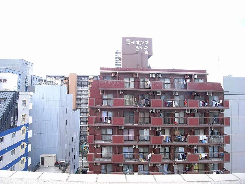 物件番号: 1025870545 フロイデ  神戸市中央区御幸通3丁目 1K マンション 画像18